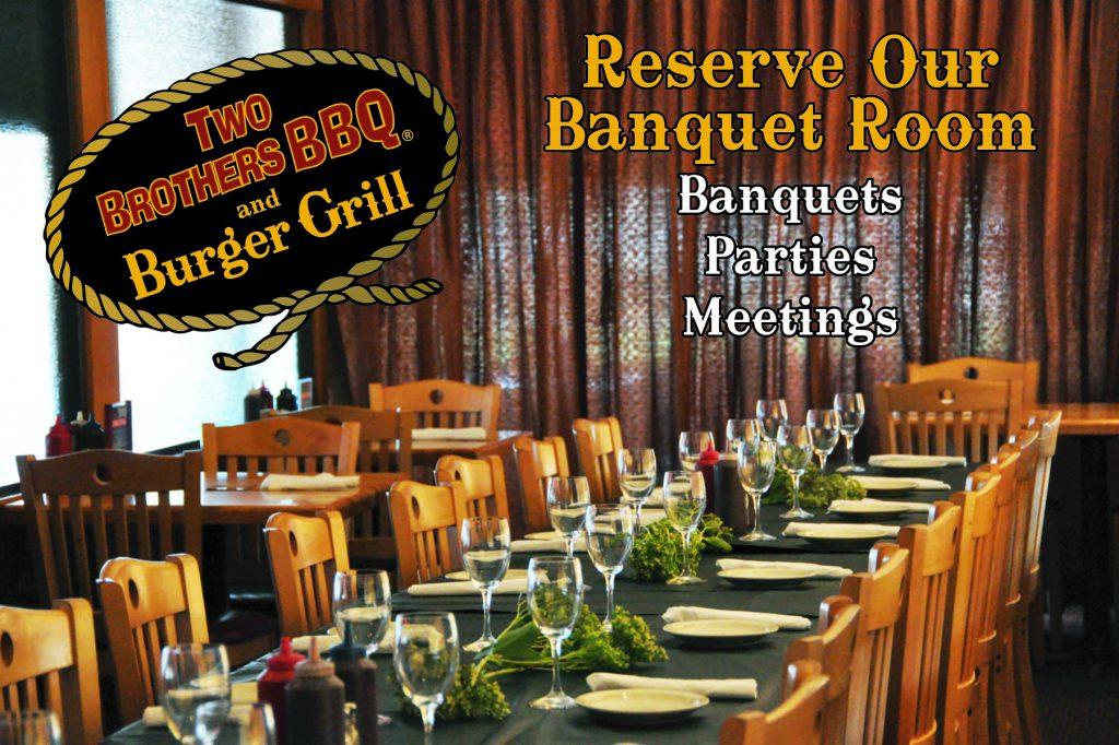 bbq Banquet Room